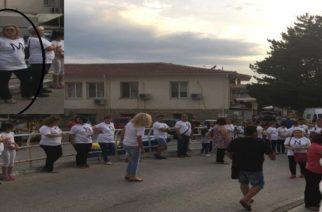 Η πρώην διοικήτρια του Νοσοκομείου Διδυμοτείχου Αθανασία Κακκαλή διαδήλωσε υπέρ της Αυτονομίας!!!