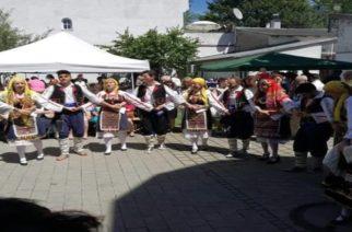 Οι Θρακιώτες του Μονάχου παρόντες στην Ελληνο-Bαυαρική Πολιτιστική Ημέρα