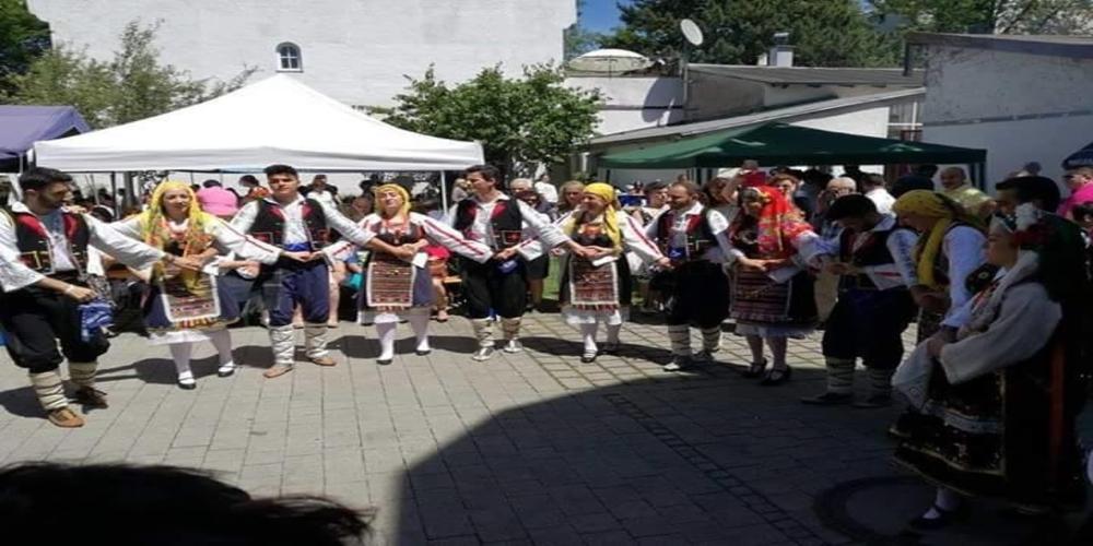 Το χορευτικό του Θρακικού Συλλόγου Μονάχου σε… δράση (video)