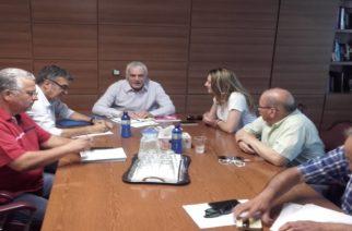 Ενημέρωση των βουλευτών Έβρου από Τσιρώνη για την επιτήρηση εξωτικών νοσημάτων