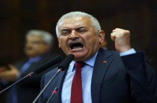 Έφτασε στην Αλεξανδρούπολη ο Τούρκος Πρωθυπουργός Γιλντιρίμ πριν λίγο