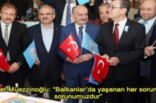 """Προκλητικός ο γνωστός Μουεζίνογλου στο ιφτάρ: """"80 εκατ. Τούρκοι είναι δίπλα σας"""""""