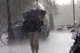 Βροχές, καταιγίδες και χαλάζι το τριήμερο Αγίου Πνεύματος στην Θράκη