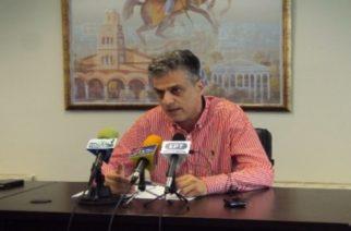 Ορεστιάδα: Για όλους και για όλα μίλησε ο δήμαρχος Βασίλης Μαυρίδης(video)