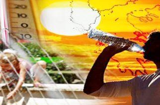 Καύσωνας: Οδηγίες Πέτροβιτς για νέους, γέρους και παιδιά