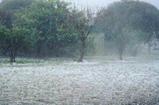 ΤΩΡΑ χαλάζι σε Ιβαίλογκραντ, Σβίλενγκραντ. Ας ελπίσουμε μην έρθει και στον Έβρο