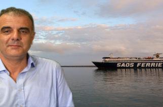Δήμαρχος Σαμοθράκης: Αποθεώνει τον… σύντροφο (του) Κουρουμπλή και τα βάζει με τις εταιρείες