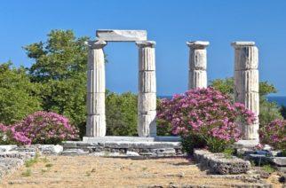 Σαμοθράκη Διακοπές 2017: Το Αιγαίο νησί της Θράκης (video)