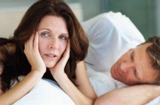 To σεξ μετά την εμμηνόπαυση