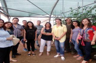 Οι νέοι Εβρίτες αγρότες… εκπαιδεύονται στην Ορεστιάδα