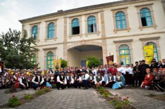 Το 2ο Πανελλήνιο Αντάμωμα Φίλων της Παράδοσης στο Σουφλί