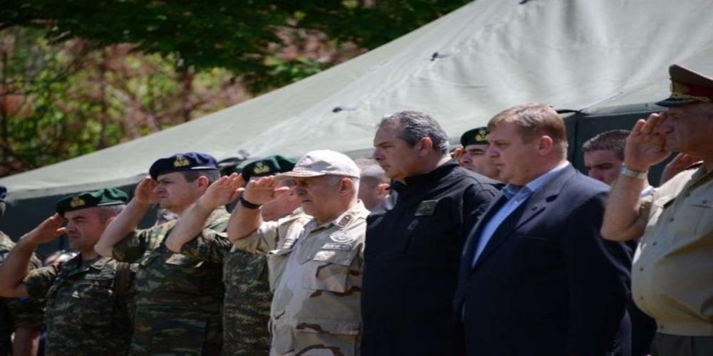 Τί σχέση έχει η Τουρκία με την παρουσία Καμμένου στη νότια Βουλγαρία;