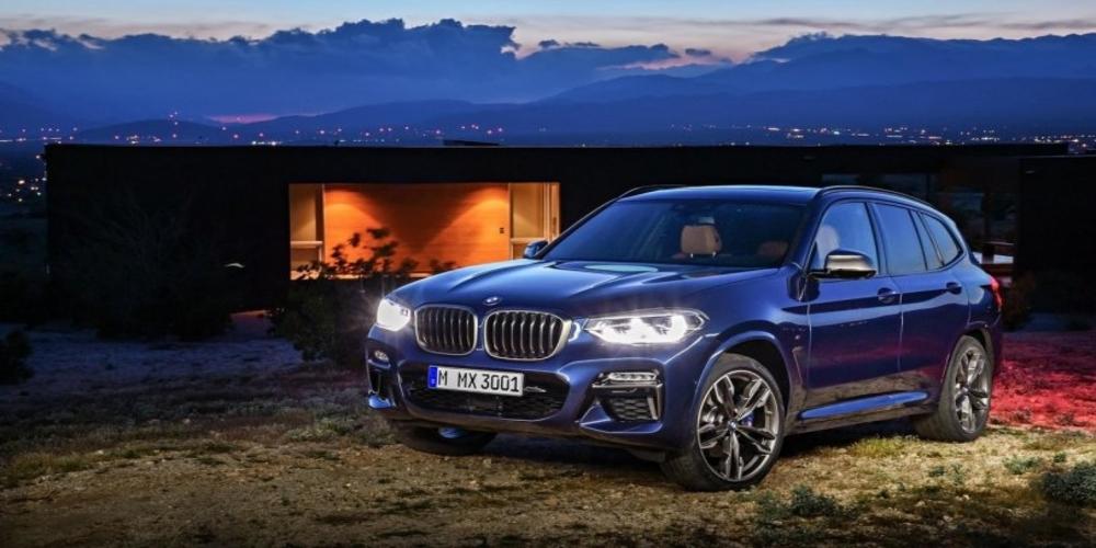 Αποκαλύφθηκε η νέα BMW X3 –Πότε έρχεται στην Ελλάδα [vid]