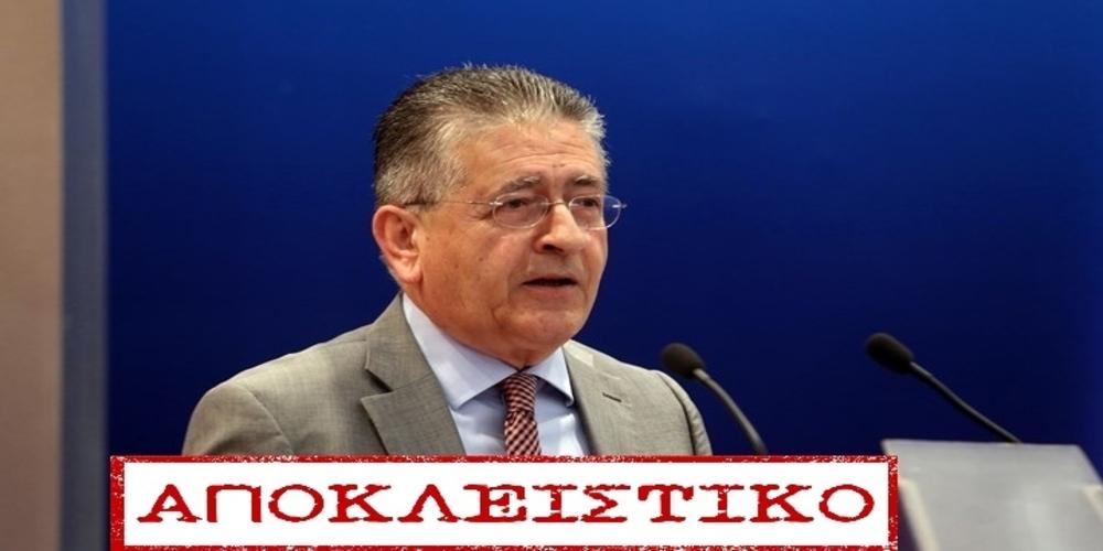 ΚΑΤΑΓΓΕΛΙΑ κατά του επικεφαλής Σώματος Ελεγκτών Δημόσιας Διοίκησης : Εισέπραξε 400.000 ευρώ απ' το ΔΠΘ χωρίς να διδάσκει