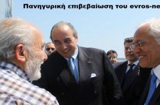 Οι μεγιστάνες Λιβανός, Κοπελούζος ήρθαν και προχωρούν τον σταθμό LNG (όλες οι λεπτομέρειες)