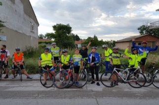 Σεμινάριο για παιδιά πως να ποδηλατούν με ασφάλεια στα Ρίζια (Video+φωτό)