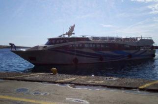 """Στο λιμάνι της Καμαριώτισσας για πρώτη φορά το """"ΣΑΜΟΘΡΑΚΗ 1"""" (πλήρες φωτορεπορτάζ+video)"""