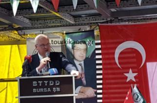 """Προκαλεί ο βουλευτής ΠΑΣΟΚ Ιλχάν Αχμέτ αποκαλώντας τον Γιλντιρίμ """"Πρωθυπουργό μας"""""""