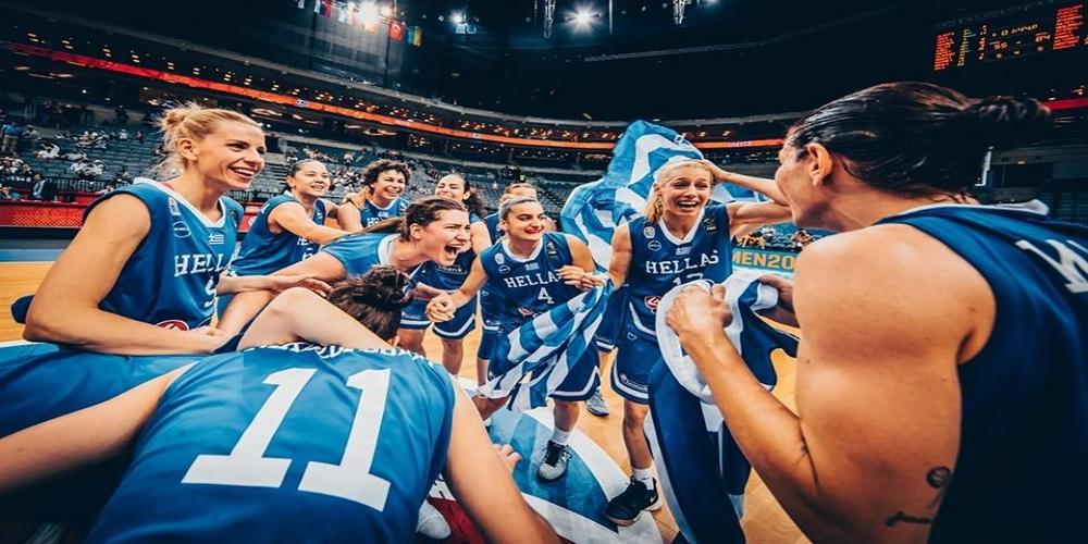 Eurobasket: Οι κορίτσαροι της εθνικής μπάσκετ διέλυσαν τις τουρκάλες και προκρίθηκαν στα ημιτελικά