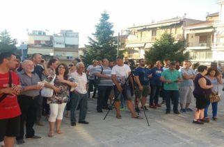 Διδυμότειχο: Ξεκίνησε η διαμαρτυρία για το σοβαρό πρόβλημα με το νερό (φωτορεπορτάζ)