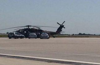 Αλεξανδρούπολη: Ένας χρόνος σήμερα από την προσγείωση 8 Τούρκων αξιωματικών με ελικόπτερο