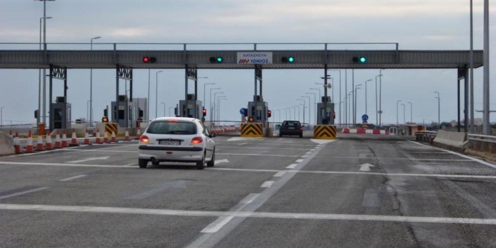 Εγνατία: Από 18 ευρώ στα 33 Αλεξανδρούπολη-Ηγουμενίτσα με τα νέα διόδια