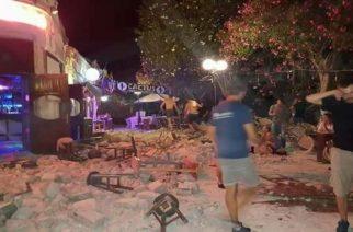 Τούρκος και Σουηδός οι νεκροί από τον φονικό σεισμό 6,4 ρίχτερ στην Κω