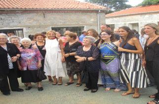 Μαρέβα Μητσοτάκη: «Το μετάξι του Σουφλίου μπορεί να ταξιδέψει διεθνώς»
