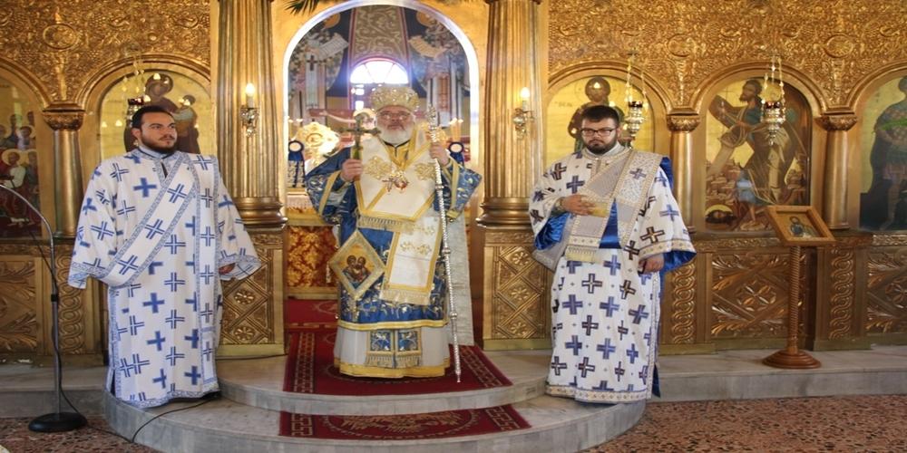 Το Ποιμενικό γιόρτασε τους προστάτες του Αγίους Αποστόλους (φωτό)