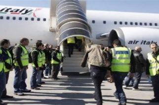 Στείλαμε πίσω στη χώρα τους, Γεωργιανούς παράνομους μετανάστες