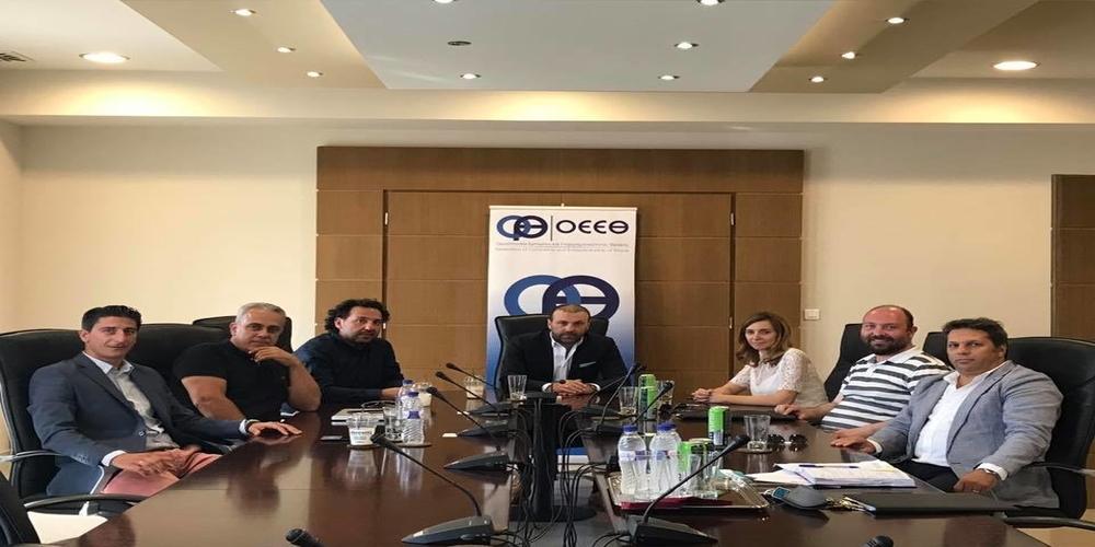 Συνάντηση και συνεργασία Ομοσπονδίας Εμπορίου Θράκης με εκπροσώπους ΤΑΡ