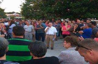 Πατσουρίδης: Δίκαια τα αιτήματα των συνδημοτών μου. Στέκομαι αλληλέγγυος