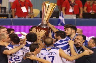 Το ελληνικό μπάσκετ πάλι στην κορυφή της Ευρώπης. Πρώτη η εθνική στο  Eurobasket U20