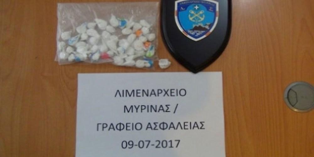 Ο «Μαραντόνα» της Football League, συνελήφθη με 52 συσκευασίες κοκαίνης στη γειτονική μας Λήμνο