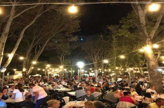 ΓΙΟΡΤΗ ΚΡΑΣΙΟΥ: Γνήσια θρακιώτικη βραδιά χθες, Ποντιακή απόψε(video)