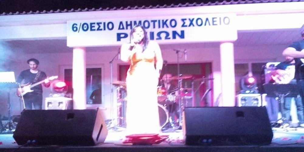 Κόλαση με ΄Αντζελα Δημητρίου χθες στα Ρίζια (video)