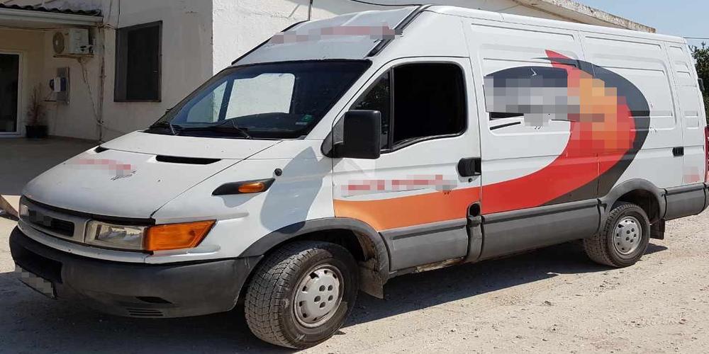 Επτά Σύριους μετέφερε ο 31χρονος Βούλγαρος που καταδίωξαν και συνέλαβαν χθες στην Ορεστιάδα