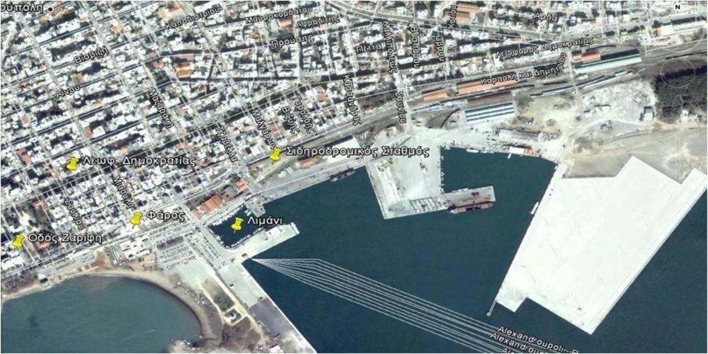 Αλεξανδρούπολη: Πάρτε μέρος στη διαβούλευση για το Γενικό Πολεοδομικό Σχέδιο της πόλης