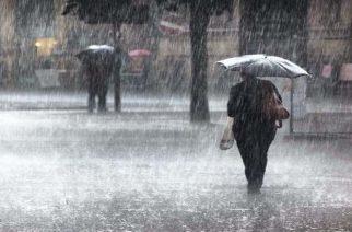 Ισχυρές καταιγίδες και πιθανόν χαλάζι από το πρωί στον Έβρο