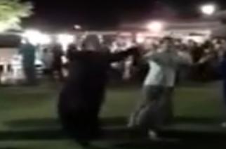 Ιερέας σέρνει το χορό σε Πανηγύρι στην Αλεξανδρούπολη και ξεσηκώνει (video)