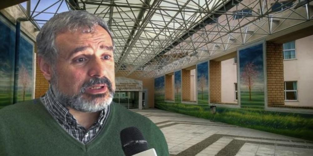 Αδαμίδης: Σπουδαίο έργο η Ογκολογική κλινική, παρά τις ελλείψεις σε πόρους και προσωπικό