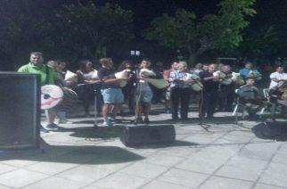 Διδυμότειχο: Ξεκίνησε χθες το Σεμινάριο Εβρίτικης γκάιντας με γλέντι στο Παλιούρι (πολλά video)