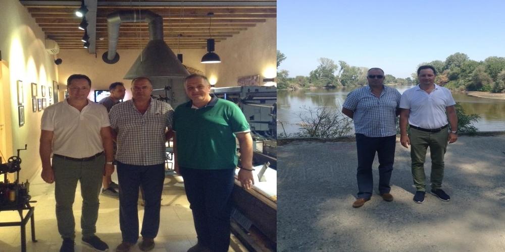 Επίσκεψη Βούλγαρου πολιτικού σε Τυχερό, Σουφλί και ενημέρωση για διμερή θέματα