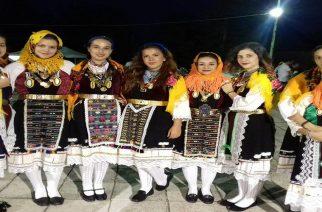Στους Ασβεστάδες στο χωριό, έγινε γλέντι θρακιώτικο, παραδοσιακό (φωτό+video)