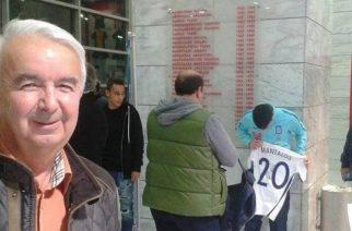 Στον εισαγγελέα Αλεξανδρούπολης ο Πρόεδρος της ΕΠΣ Έβρου Χρήστος Καραβασίλης