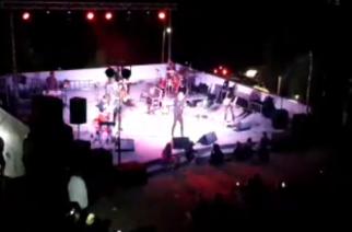 Ξεσήκωσαν τους ακρίτες του Τριγώνου Χρήστος Δάντης και Ραλλία Χρηστίδου (video)