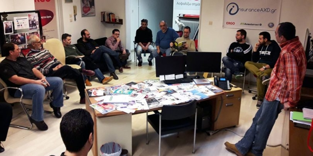 Η 2η συνάντηση του συλλόγου Τεχνολογίας Θράκης με καλοκαιρινή διάθεση