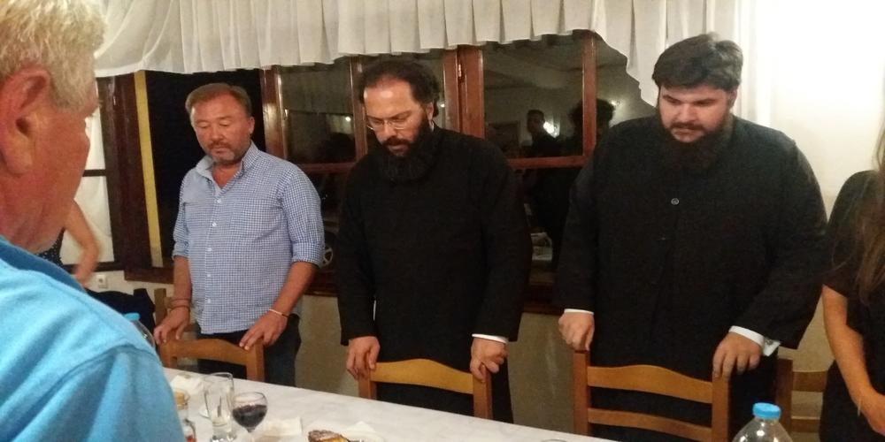 Ο Μητροπολίτης Αυστρίας, Ουγγαρίας και έξαρχος Μεσευρώπης Αρσένιος στην περιοχή μας