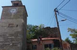 Το «νεκρό» ρολόι στο κάστρο Διδυμοτείχου, άλλη μια απόδειξη μιζέριας