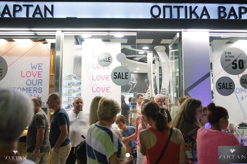 Τα δυο καταστήματα κοσμημάτων και οπτικών Vartan που βρίσκονται στην  κεντρική λεωφόρο της Αλεξανδρούπολης 5e13dc1697d